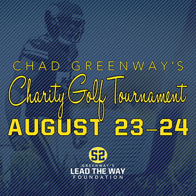Chad Greenway's Charity Golf Tournament